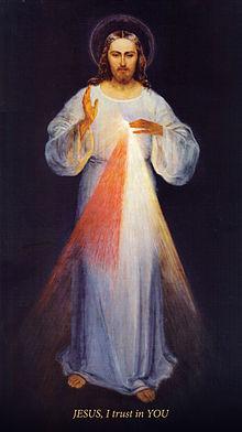 Divine Mercy - original