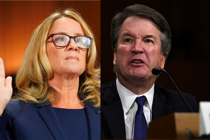 Side By Side Ford Kavanaugh