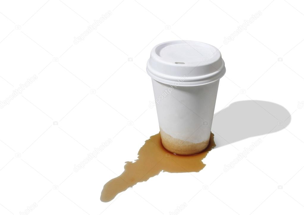Leaking Cup