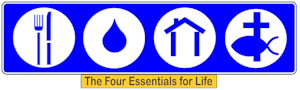The Four Essentials for Life 300 x 90
